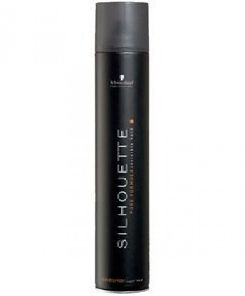 Schwarzkopf Silhouette Invisible Hold Super Hold Hairspray 300 ml