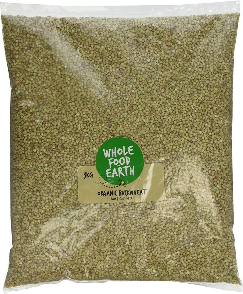 Wholefood Earth Organic Buckwheat 3kg