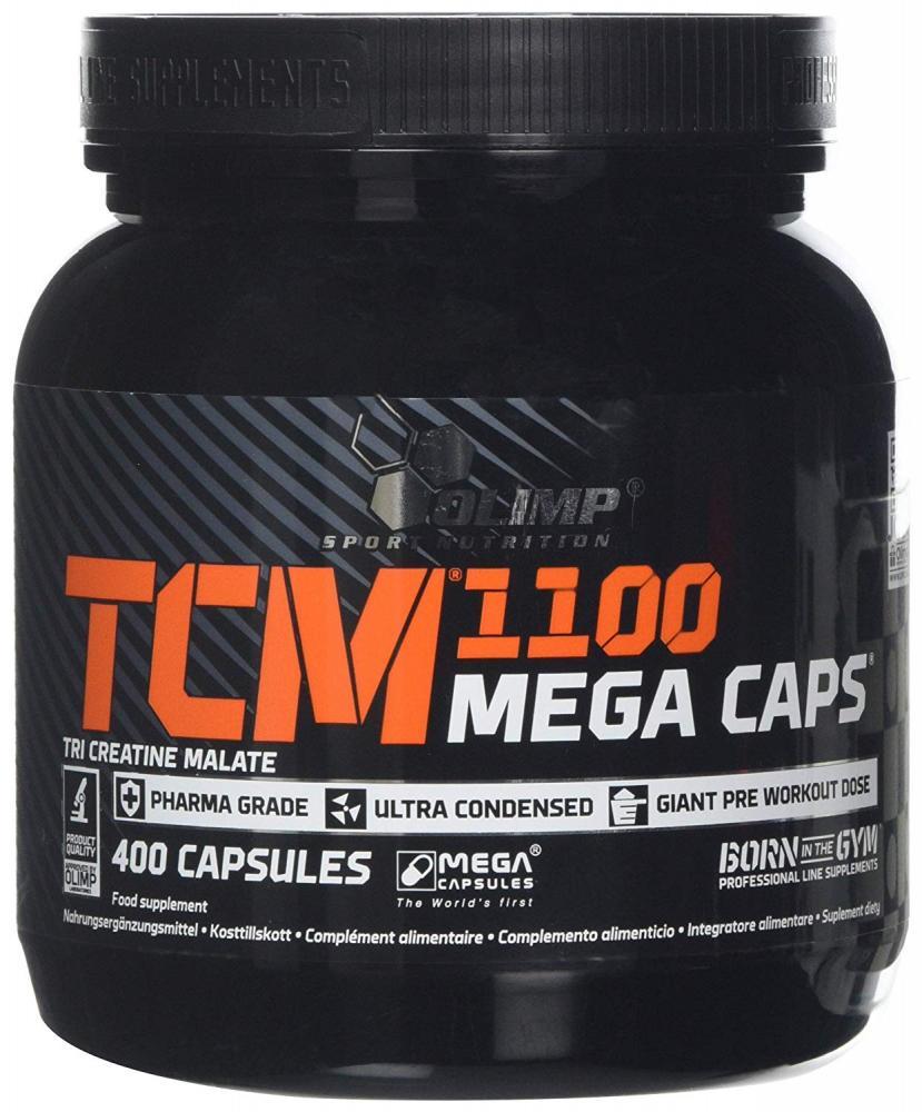 Olimp Labs TCM Capsules 1100 mg 400 Capsules