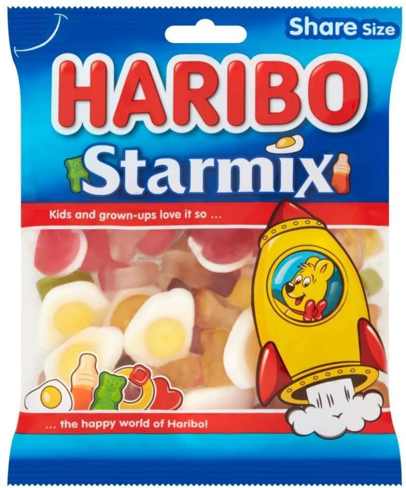 Haribo Starmix Sweets Bags 175 g