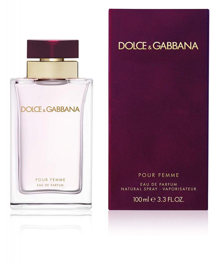 Dolce and Gabanna Pour Femme Eau de Parfum 100ml