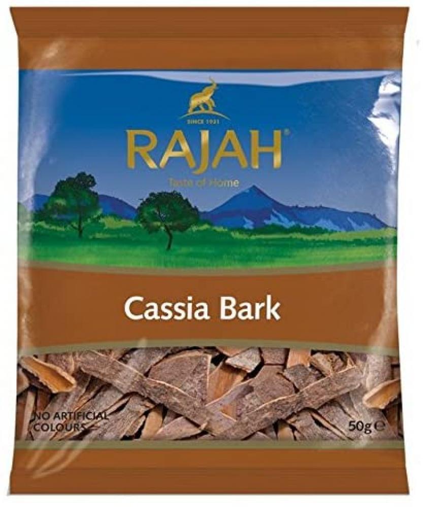 Rajah Cassia Bark 50g