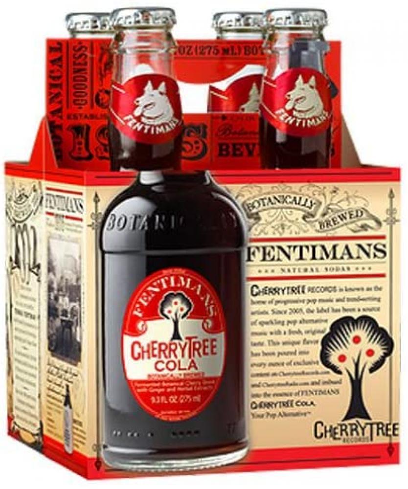 Fentimans Cherry Cola 4 x 275ml