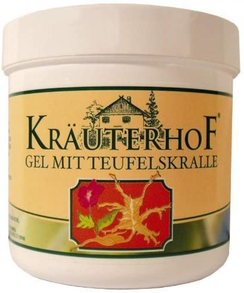 Krauterhof Gel with Devils Claw 500ml