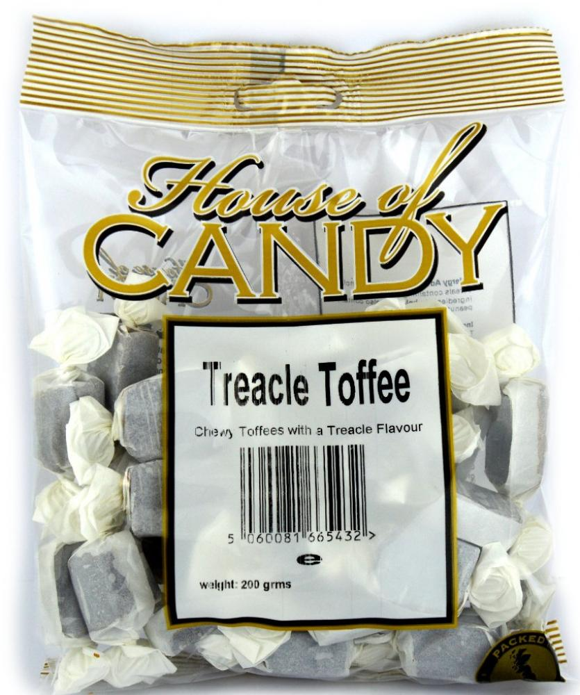 House Of Candy Treacle Toffee 200g