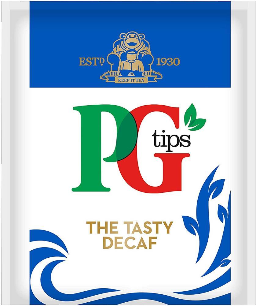 PG Tips The Tasty Decaf Tea 25 Envelopes