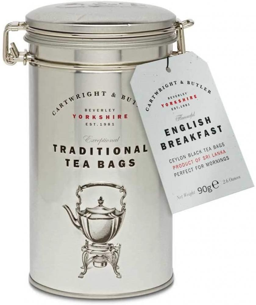 Cartwright and Butler English Breakfast Tea Bags 30 Tea Bags