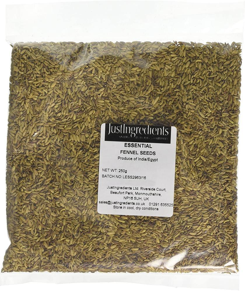 JustIngredients Essentials Fennel Seeds 250g