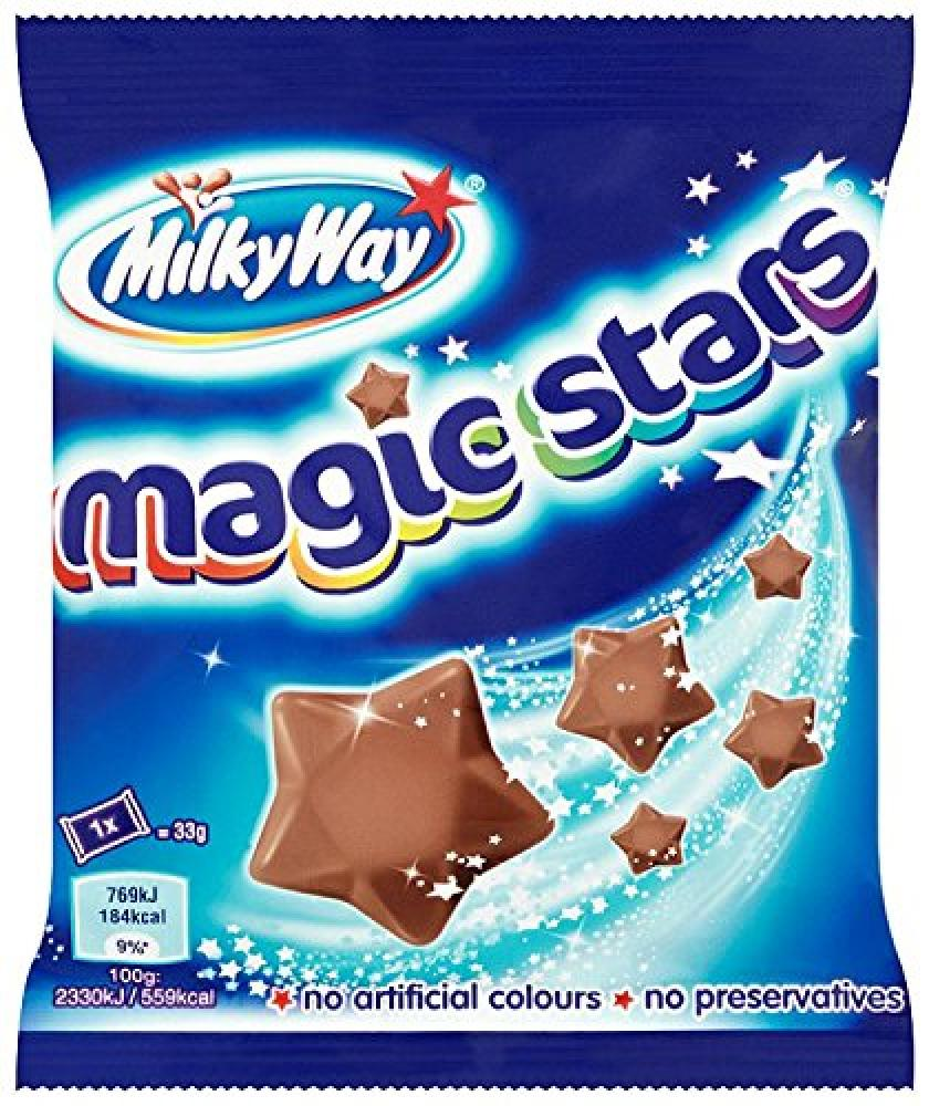 MilkyWay Magic Stars 33g