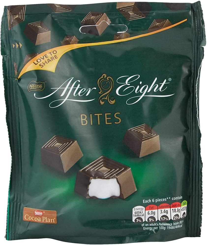 After Eight Bites Pouch 107g