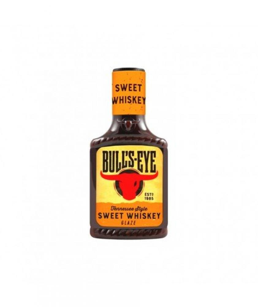 BumbleZest Sweet Whiskey BBQ Sauce 300ml