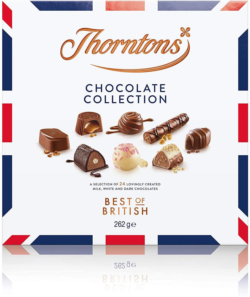 WEEKLY DEAL  Thorntons Chocolate Best of British Classic 248g
