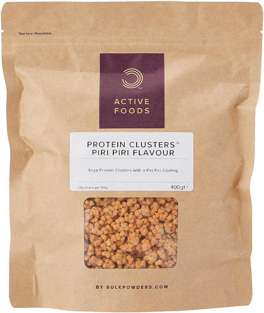 Bulk Powders Protein Clusters Piri Piri 400g