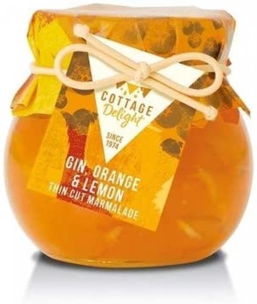 Cottage Delight Gin Orange and Lemon 113g