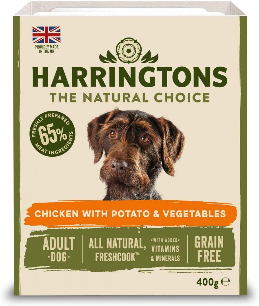 Harringtons Wet Doog Food LUCKY DIP 400 g