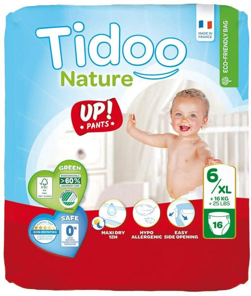 Tidoo Disposable Baby Training Size 6