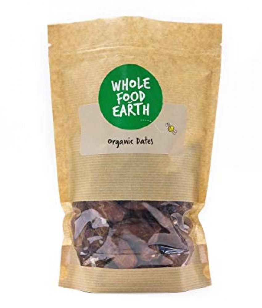 Whole Food Earth Organic Medjoul Dates 1kg