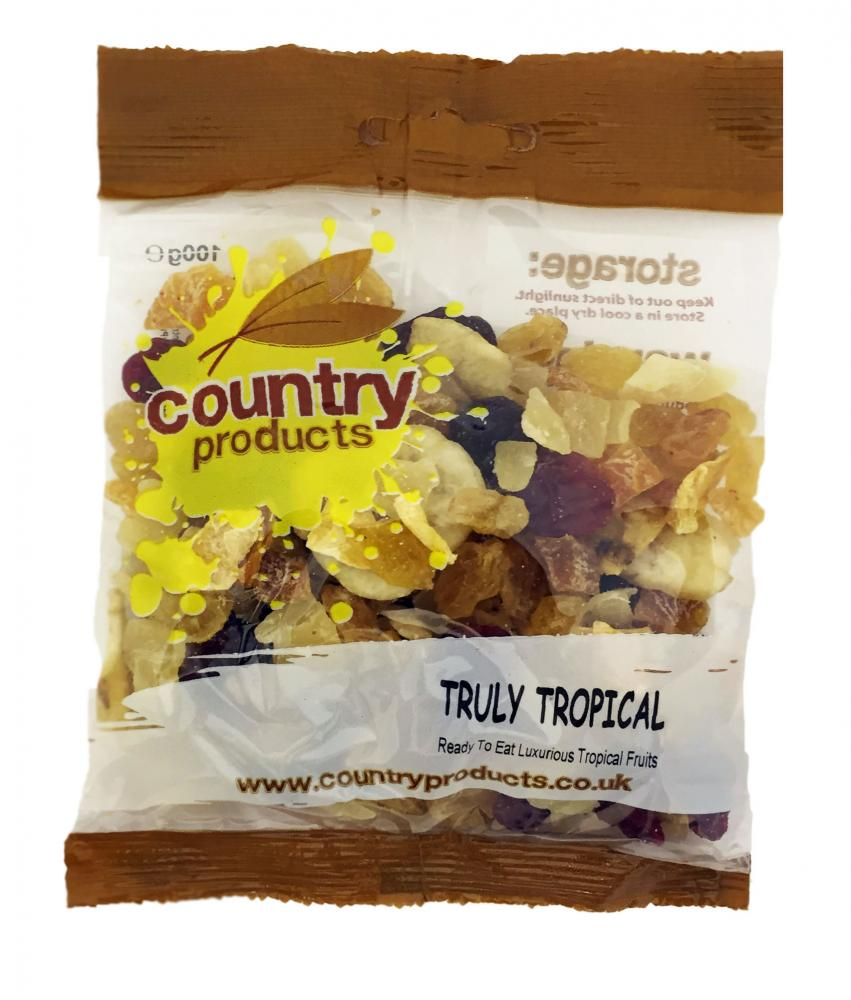 Country Products Truly Tropical Mix 100g