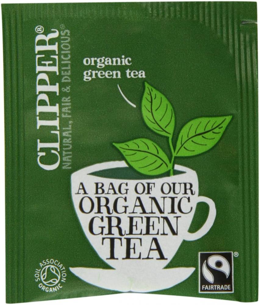 Clipper Organic Green Teabags 250