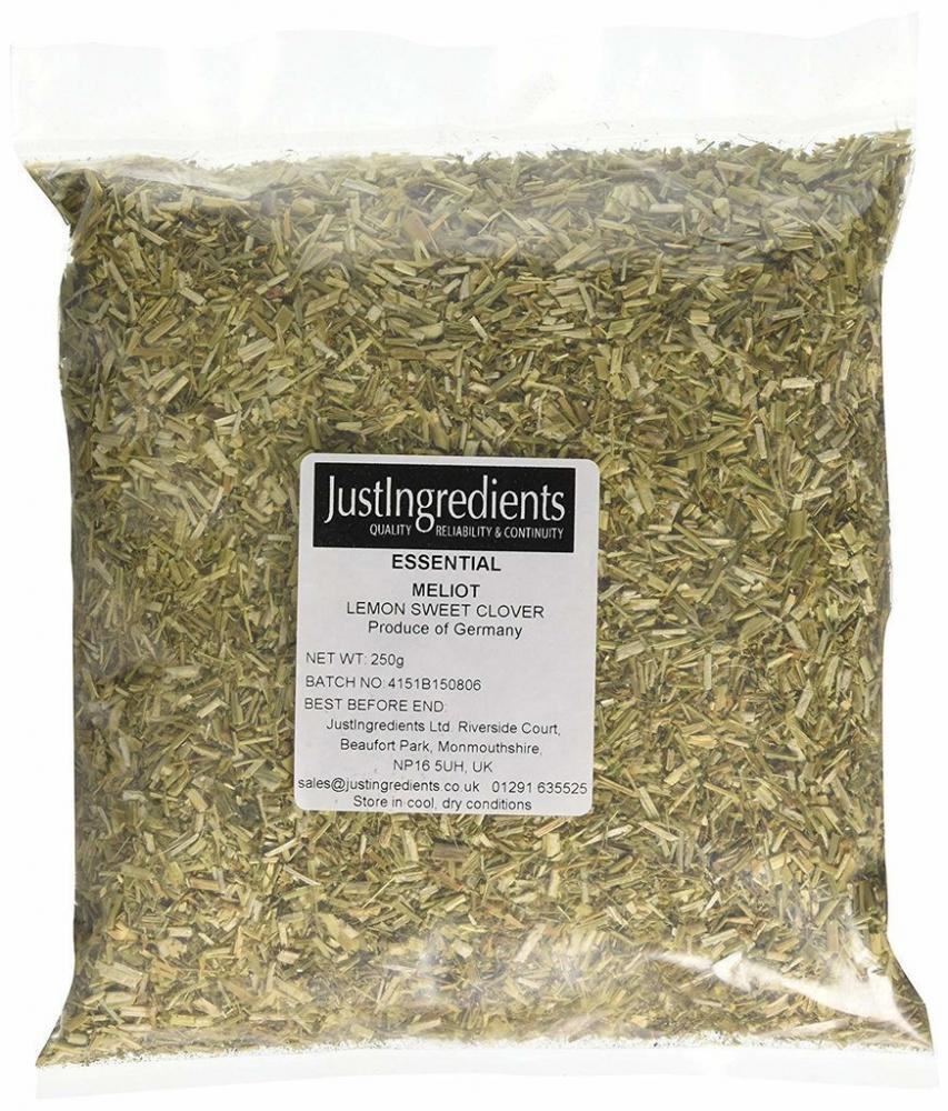 JustIngredients Essentials Meliot Lemon Sweet Clover 250 g