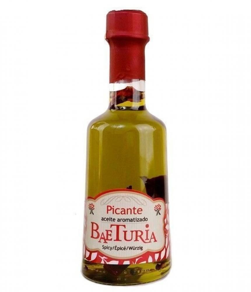 Baeturia Organic Spicy Extra Virgin Olive Oil 250ml