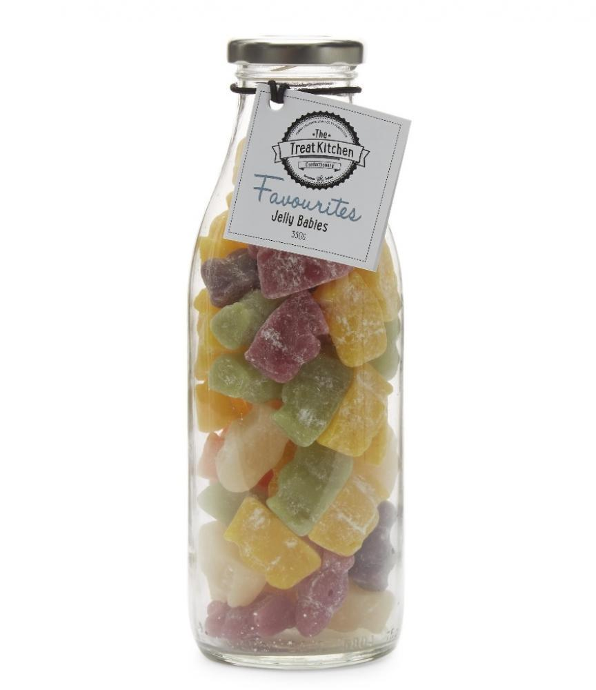 The Treat Kitchen Jelly Babies 350g