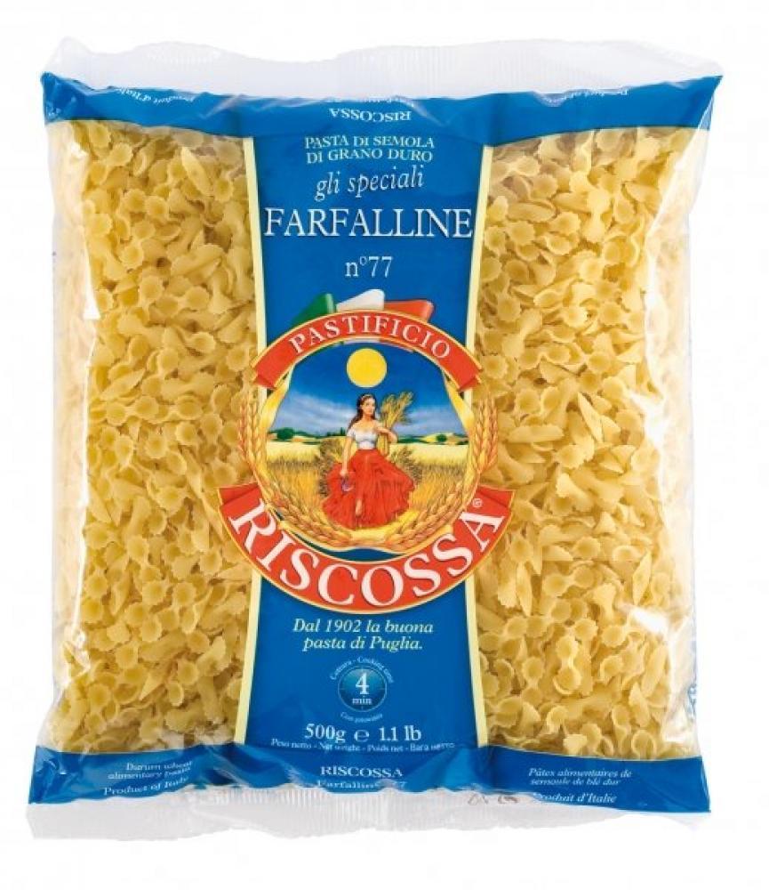 Riscossa Farfalline Pasta 500g