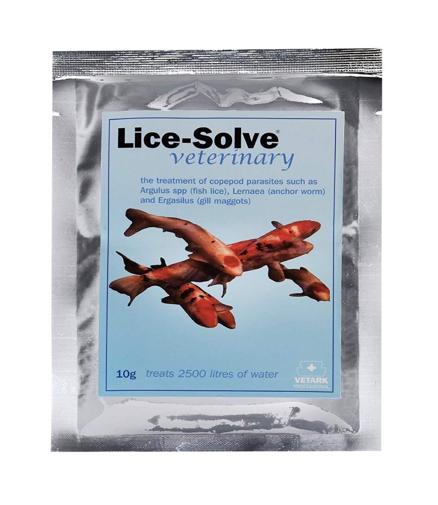 Vetark Professional Lice Solve 10g