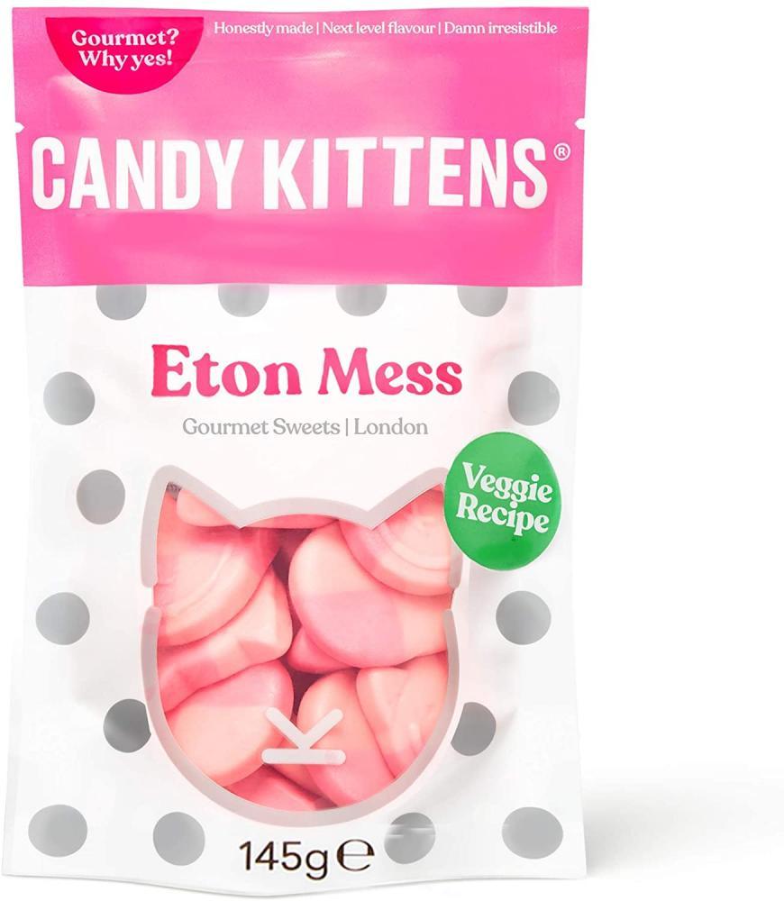 Candy Kittens Eton Mess Vegetarian Sweets 145g