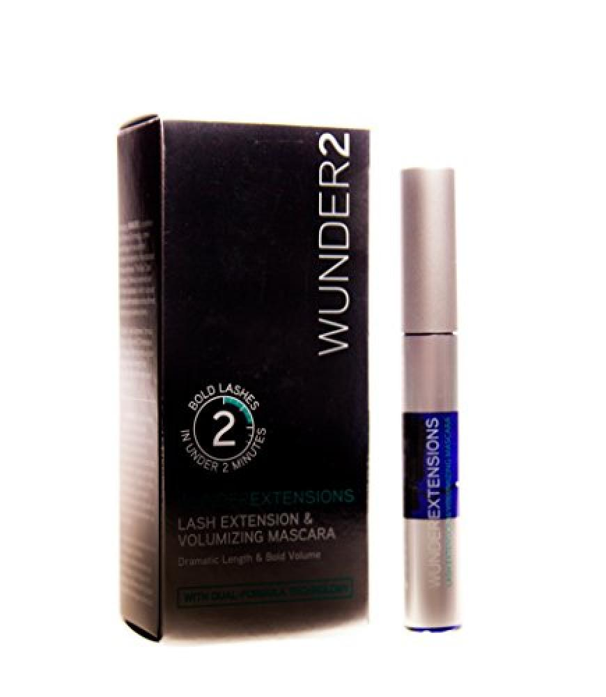 WEEKLY DEAL  WUNDEREXTENSIONS Lash Extension and Volumizing Mascara Damaged Box