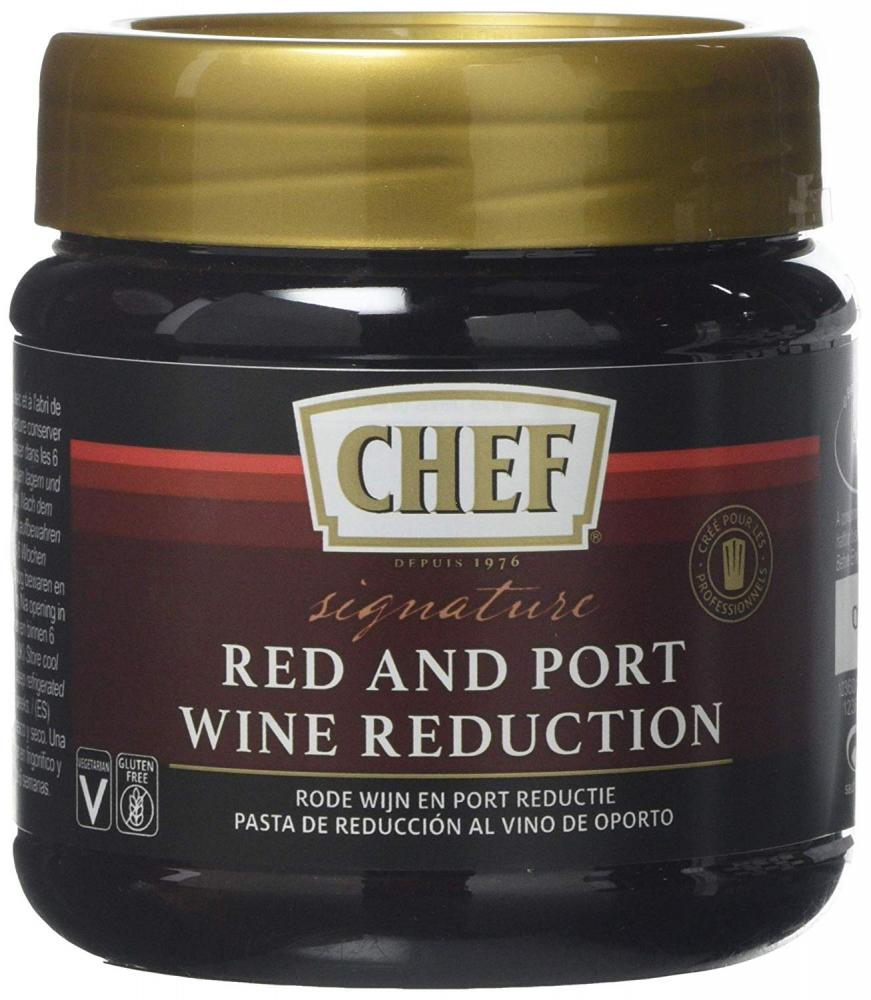 Chef Signature Red Wine and Port Reduction Cooking Paste 450g