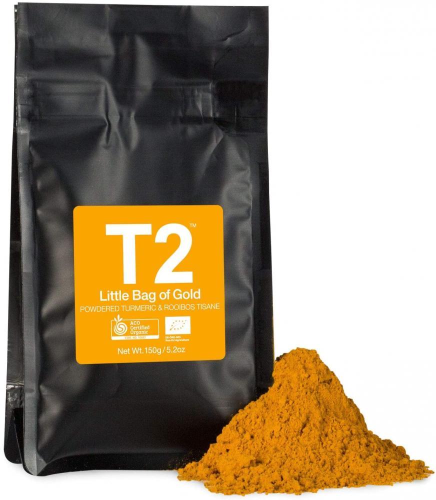 T2 Tea Little Bag of Gold Herbal Tea 150 g