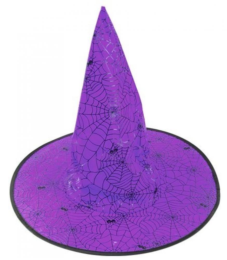 851d70727de Halloween Witches Hat Purple