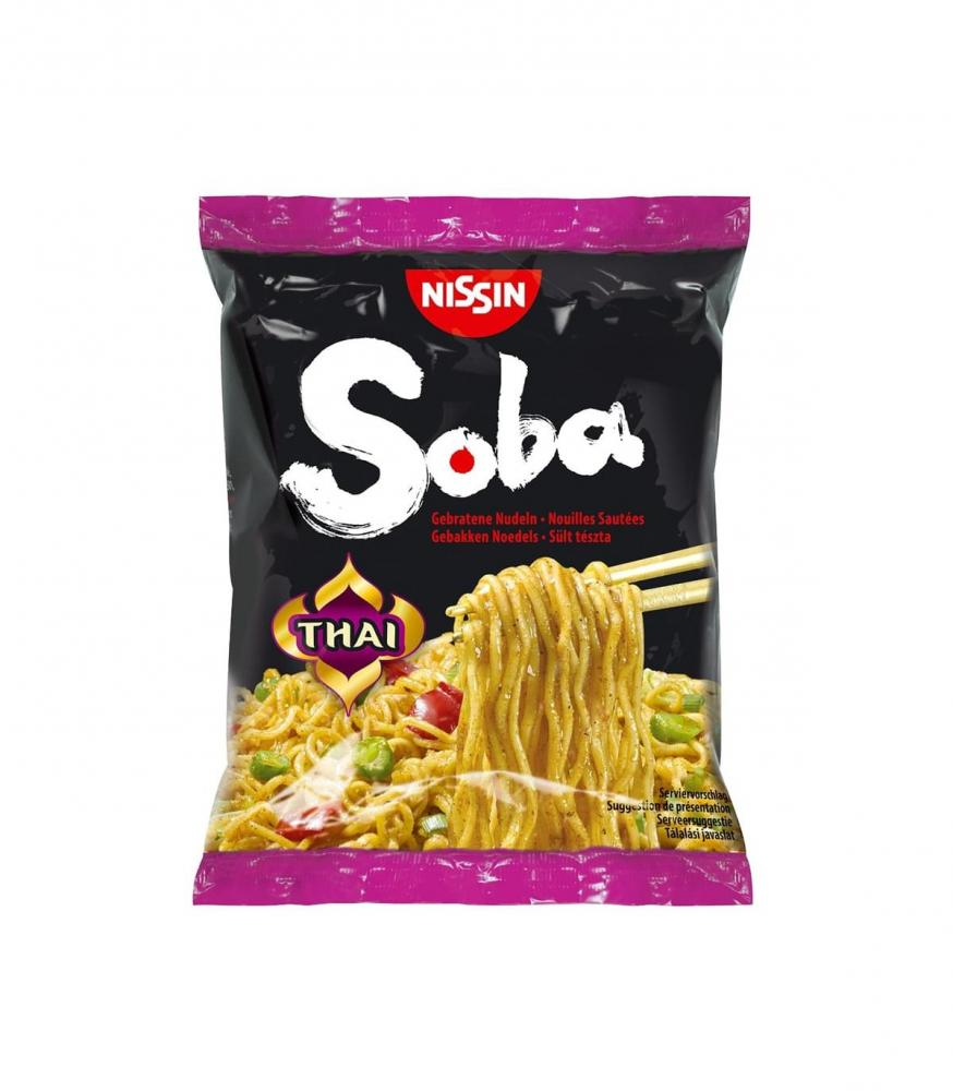 Soba Thai Fried Noodles 110g
