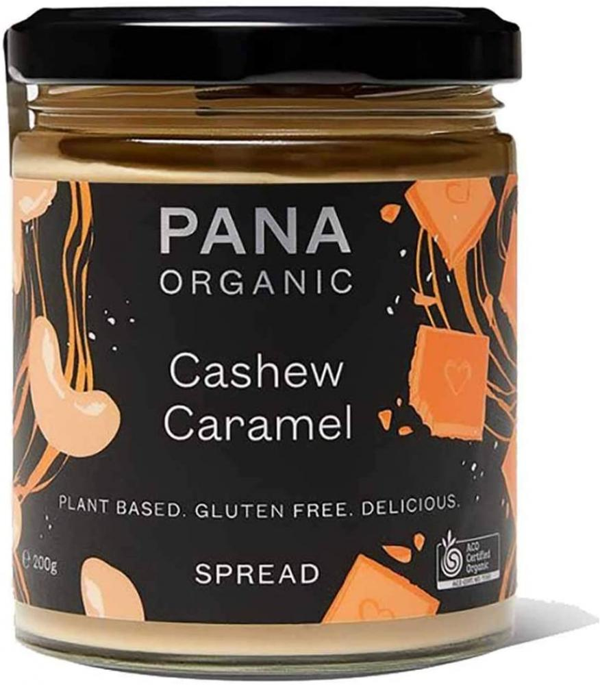 Pana Organic Cashew Caramel Spread 200g