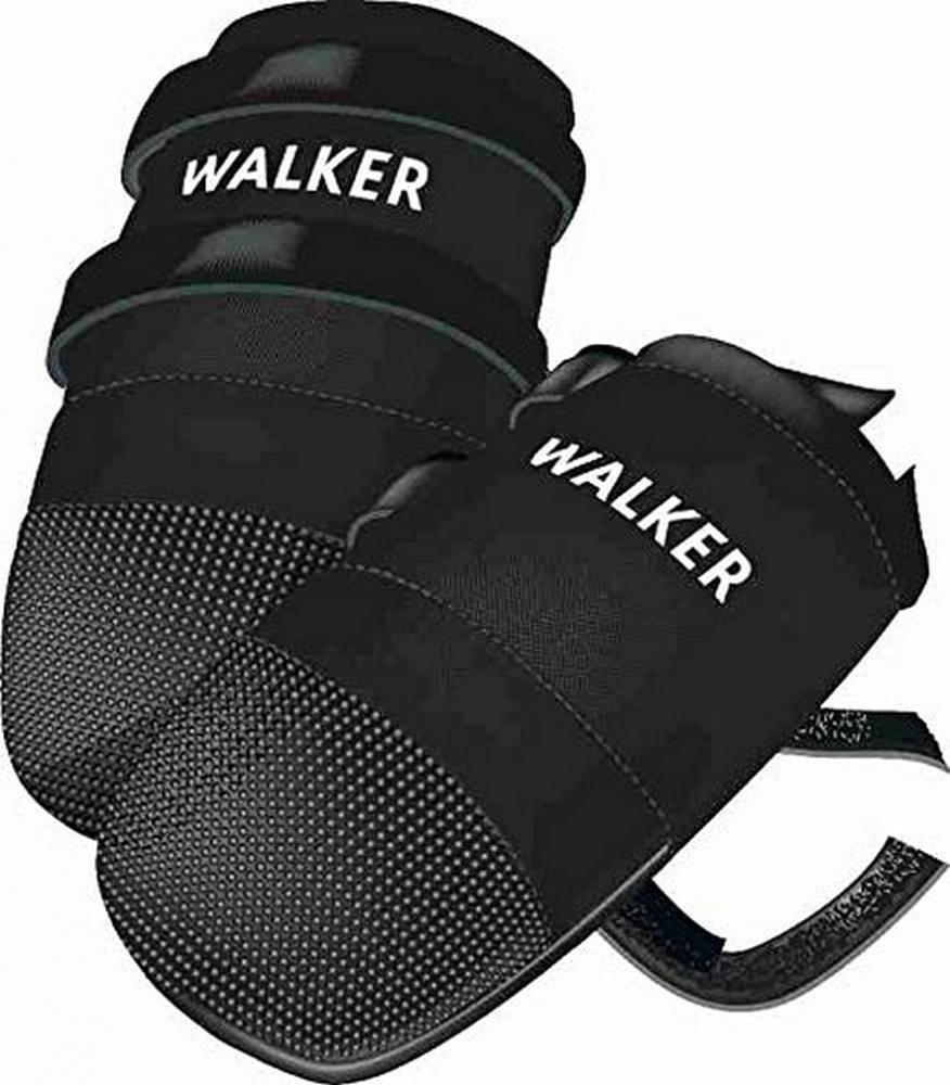 SALE  Trixie Walker Care Protective Boots Large Black (Golden Retriever)