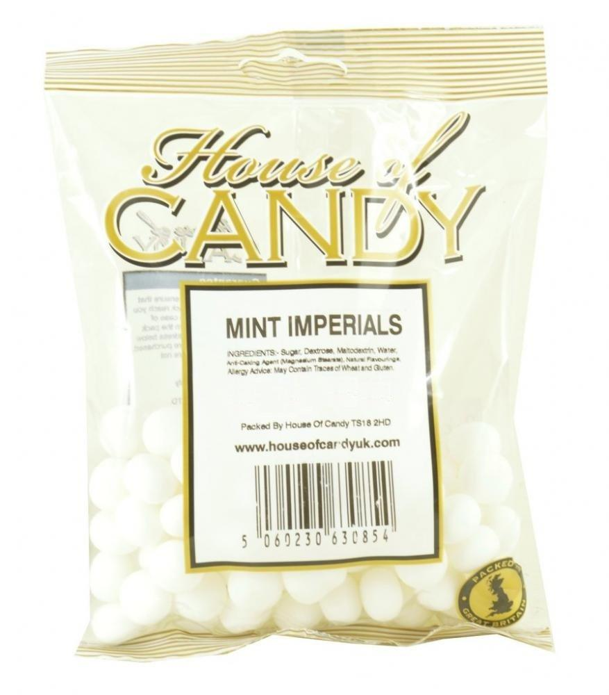 House Of Candy Mint Imperials 300g