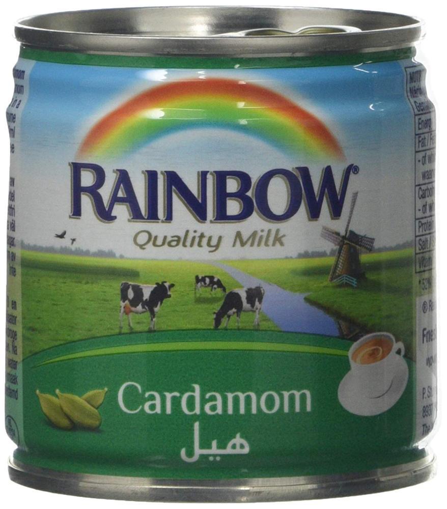 Rainbow Cardamom Milk 160ml