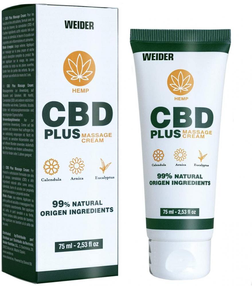 Weider Anti inflammatory Cream CBD cream for massage 75 ml