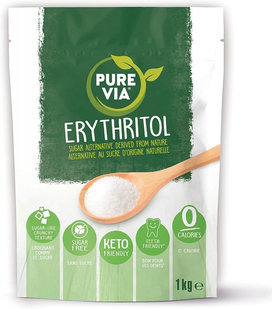 Pure Via Erythritol 1kg