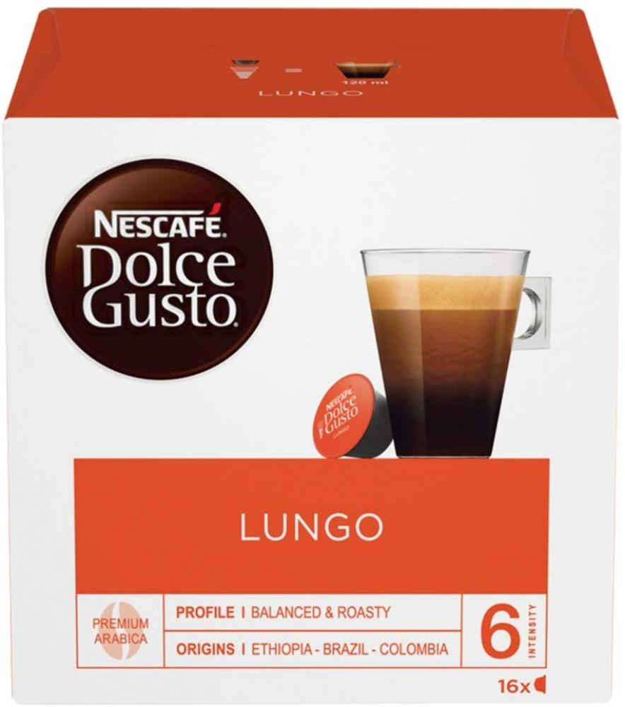Nescafe Dolce Gusto Lungo 112g