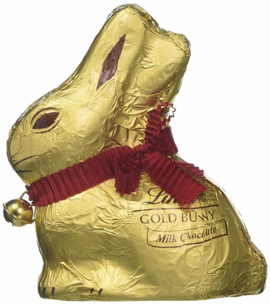 Lindt Gold Bunny Milk Chocolate 100 g