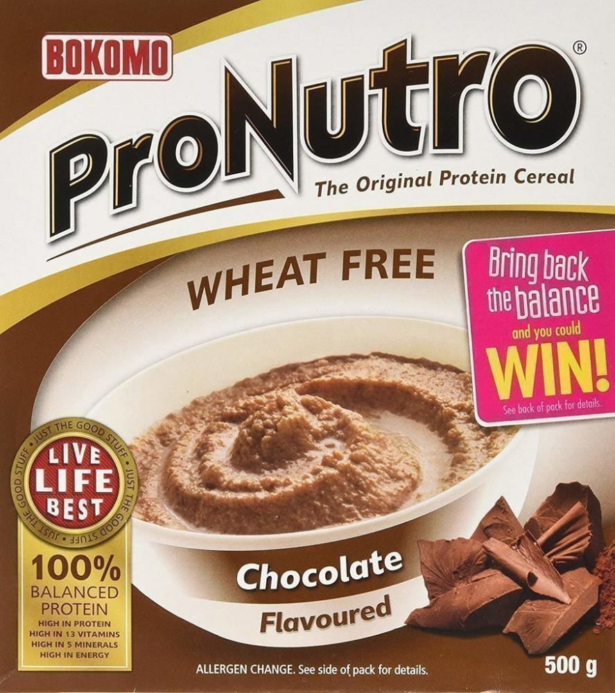 Bokomo Pronutro Chocolate Flavoured Cereal 500g