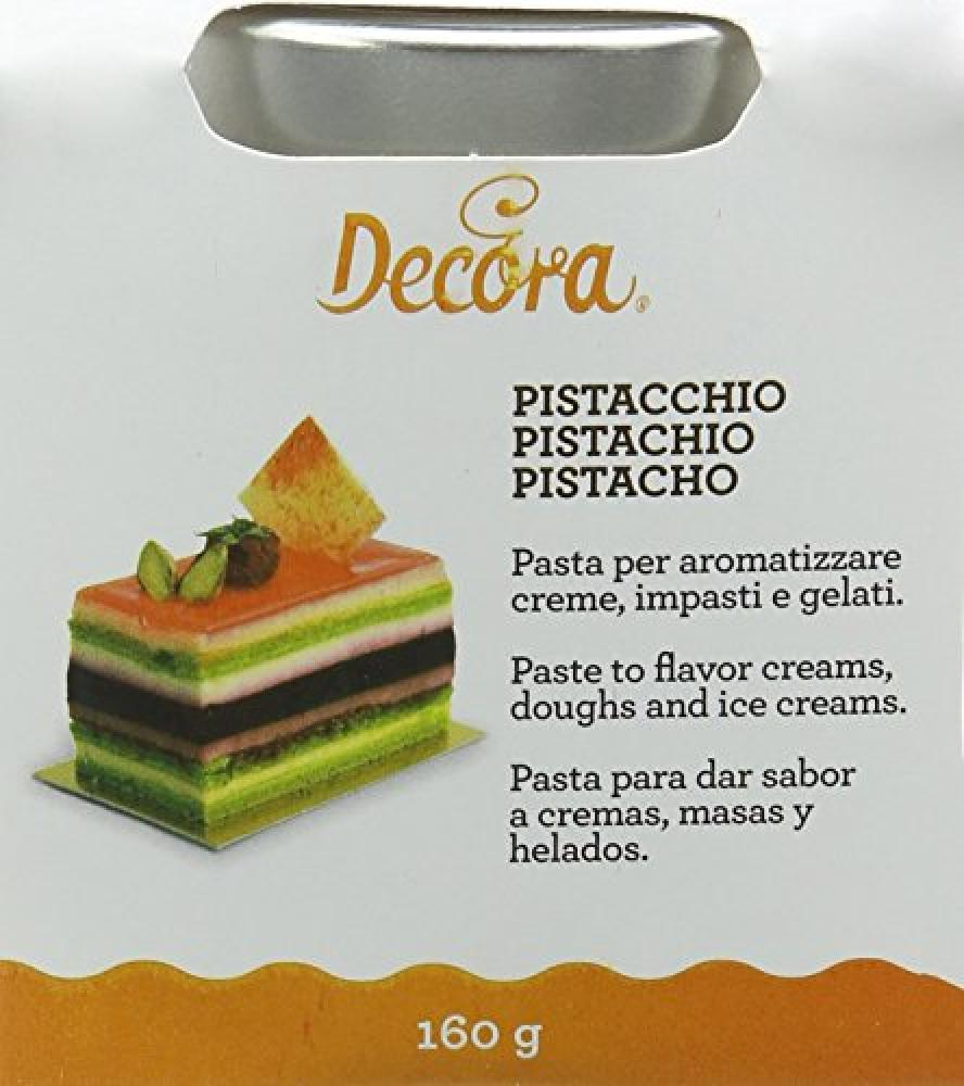 SUMMER SALE  Decora Concentrated Flavouring Cream Pistachio 160 g