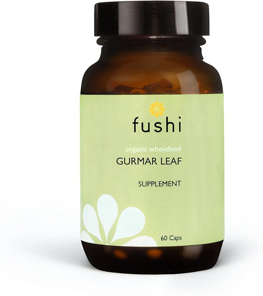 Fushi Organic Vegetable Capsules Gurmar Leaf 60 caps