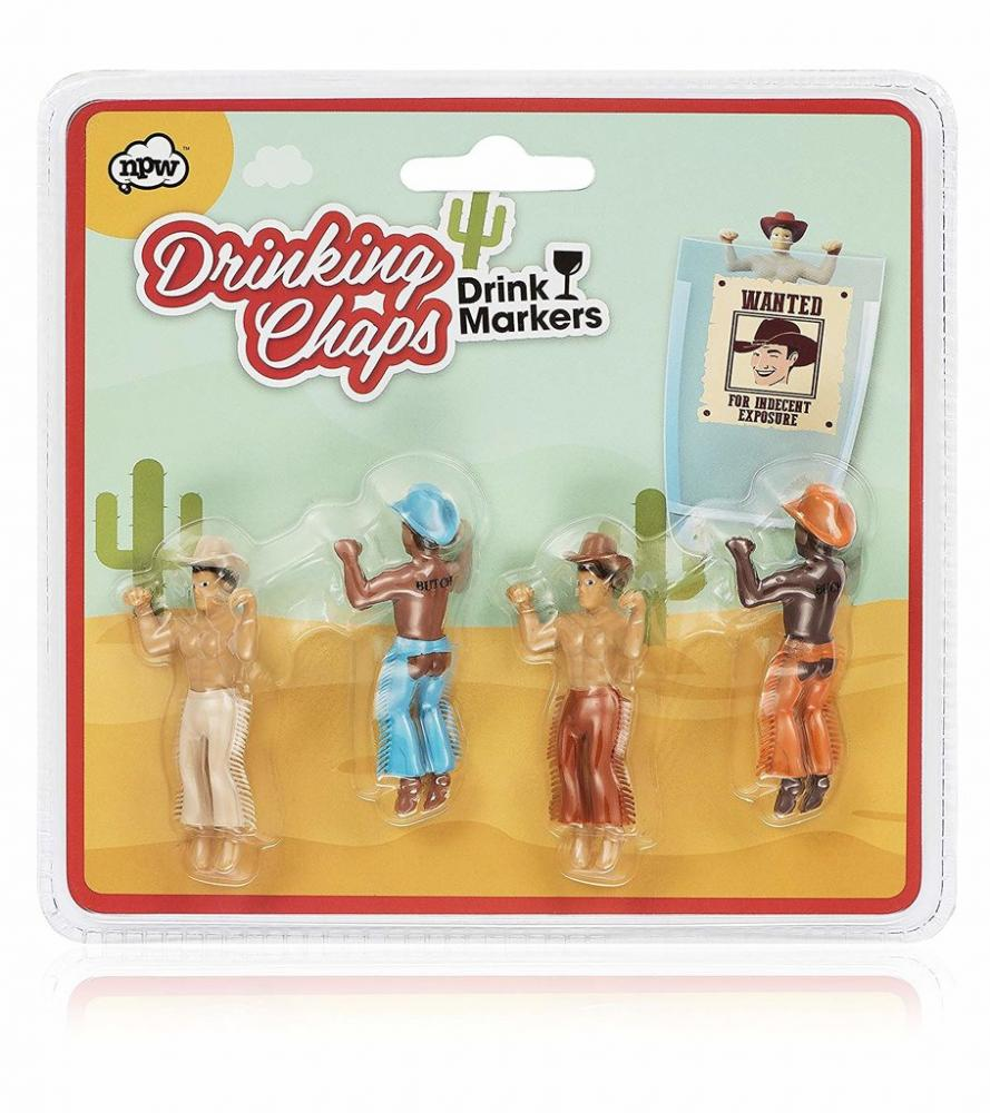 NPW Drink Chaps 4 Drink Markers