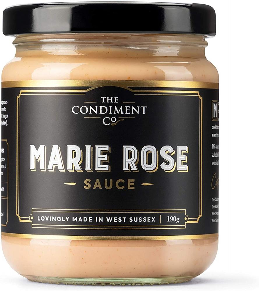 The Condiment Company Sauce Marie Rose 190 g