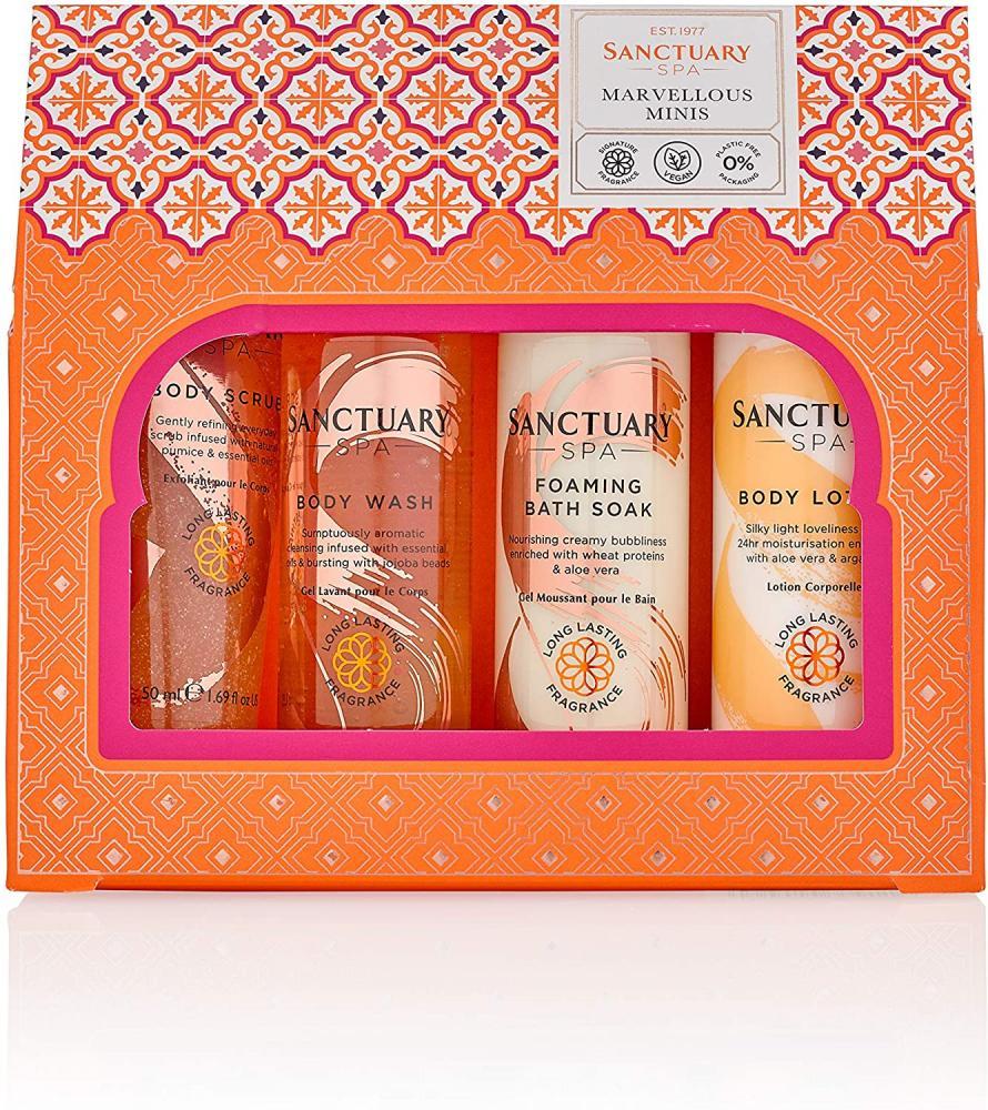 Sanctuary Spa Marvellous Minis Gift Set Damaged Box