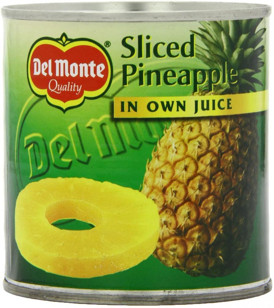 Del Monte Pineapple Slices In Juice 432 g