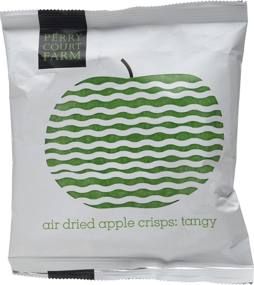 Perry Court Farm Air Tangy Dried Apple Crisps 20g